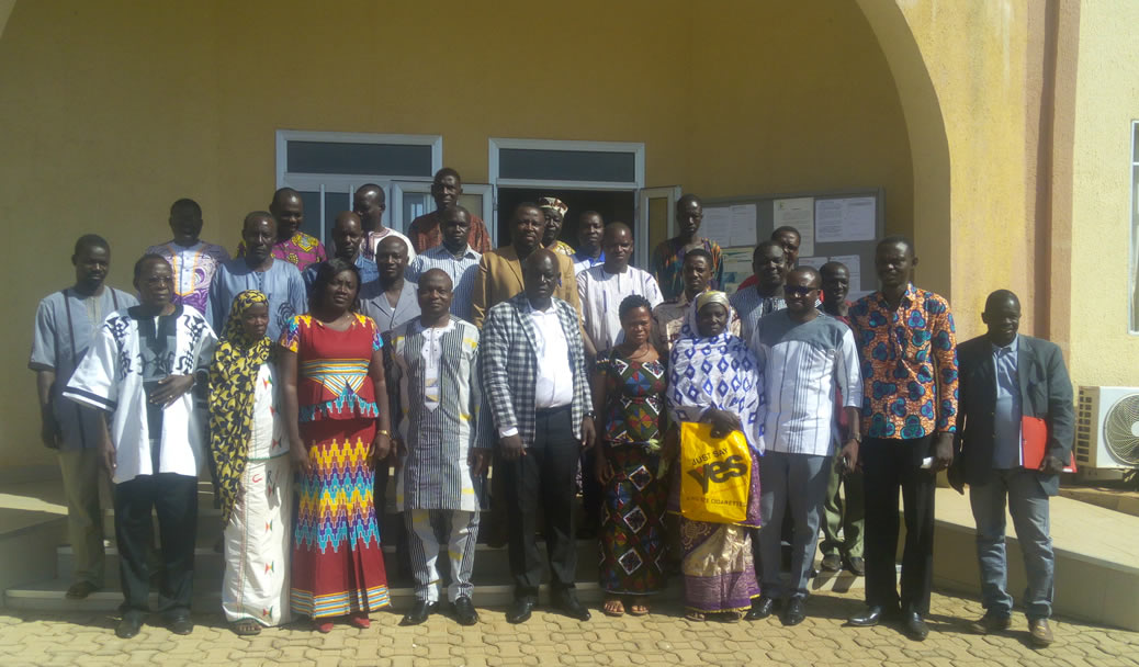 Launch of the process of setting up the upstream Sirba Local Water Committee (CLE)